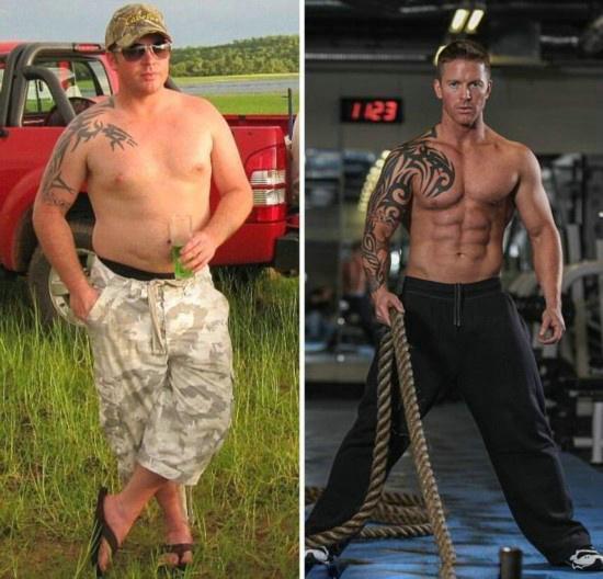 英肥胖技术男3周减38斤 久坐办公室如何保持好