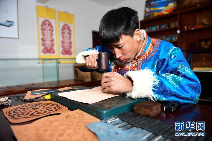 (社會)(1)民族技藝培訓鋪就創業致富路