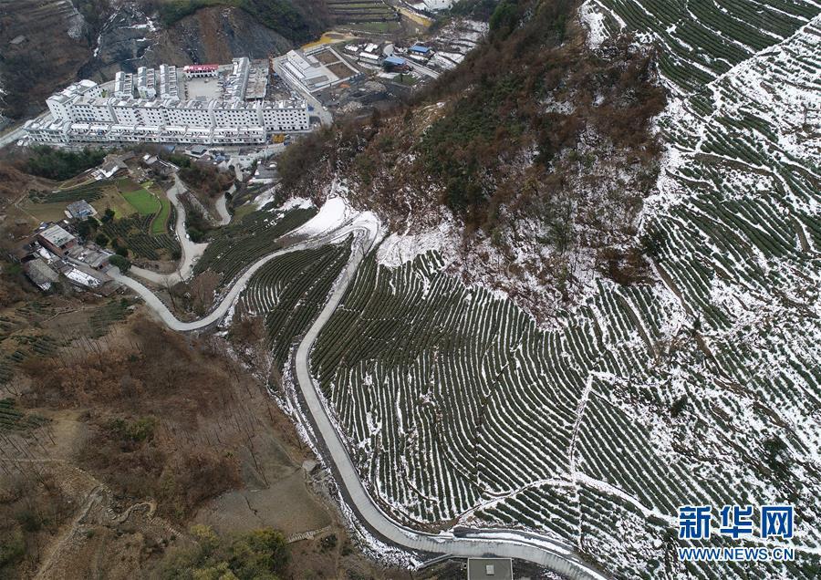 (新春走基層)(6)山上就業 山下生活